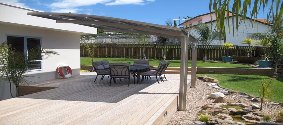 Change The Looks Of Your Home With Stunning Uniport Deck Cover
